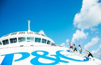 First cruise on P&O Australia