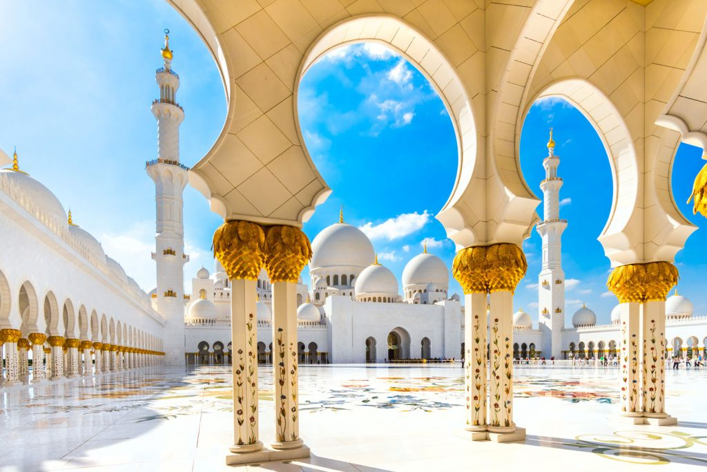 Abu Dhabi_Sheikh Zayed Mosque_(c)_Luciano Mortula - LGM