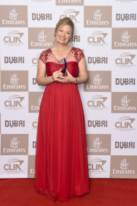 Gail Chapman - 2019 Cruise Consultant of the Year
