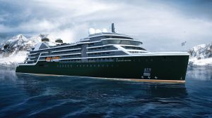 Seabourn Names First New Ultra-Luxury Expedition Ship