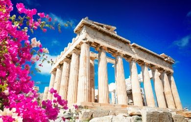 hottest cruise destinations, Athens