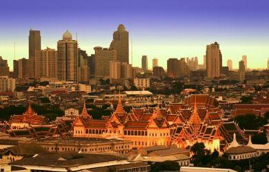 Hottest cruise destinations, Bangkok