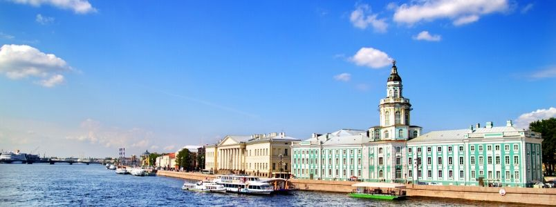 Cruise destinations, St. Petersburg