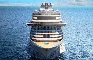 MSC Grandiosa, sustainable cruising