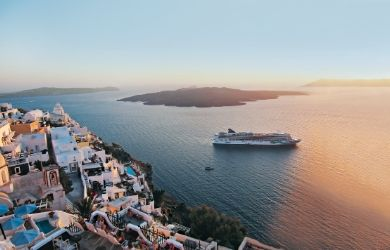 Sustainable cruising in the Mediterranean