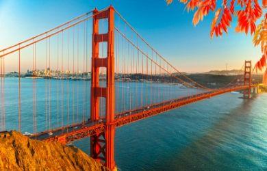 Seasons in San Francisco on a cruise