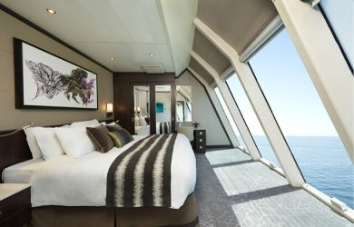 Norwegian Star owner's suite