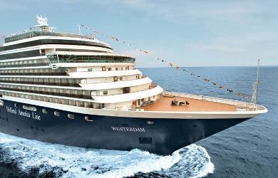 Westerdam cruise tour